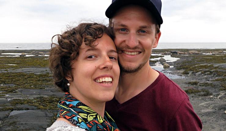 Michelle Darwin & Calvin Schnurr